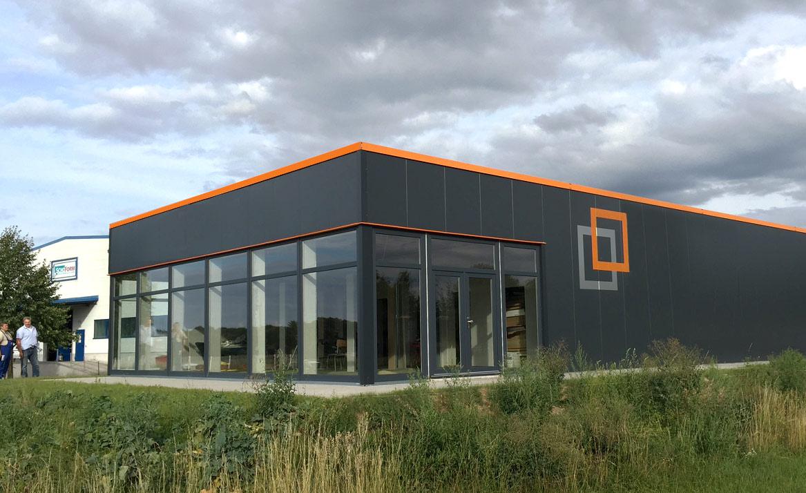 industriebau und gewerbebau vorteile des aczente hallenbau. Black Bedroom Furniture Sets. Home Design Ideas